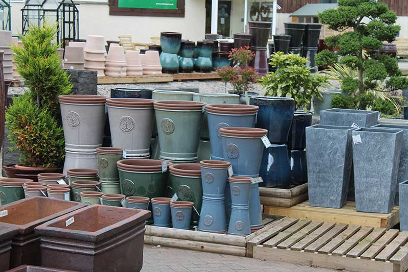Pots And Planters For Your Garden The, Outdoor Garden Pots Uk