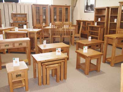 Cumbria Oak Furniture, Plumpton