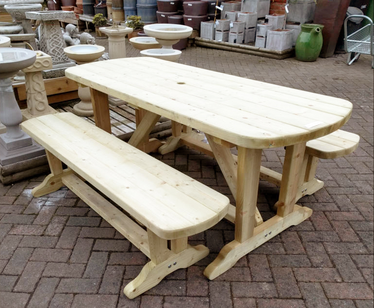 Garden furniture and more at The Pot Place Plumpton, Cumbria