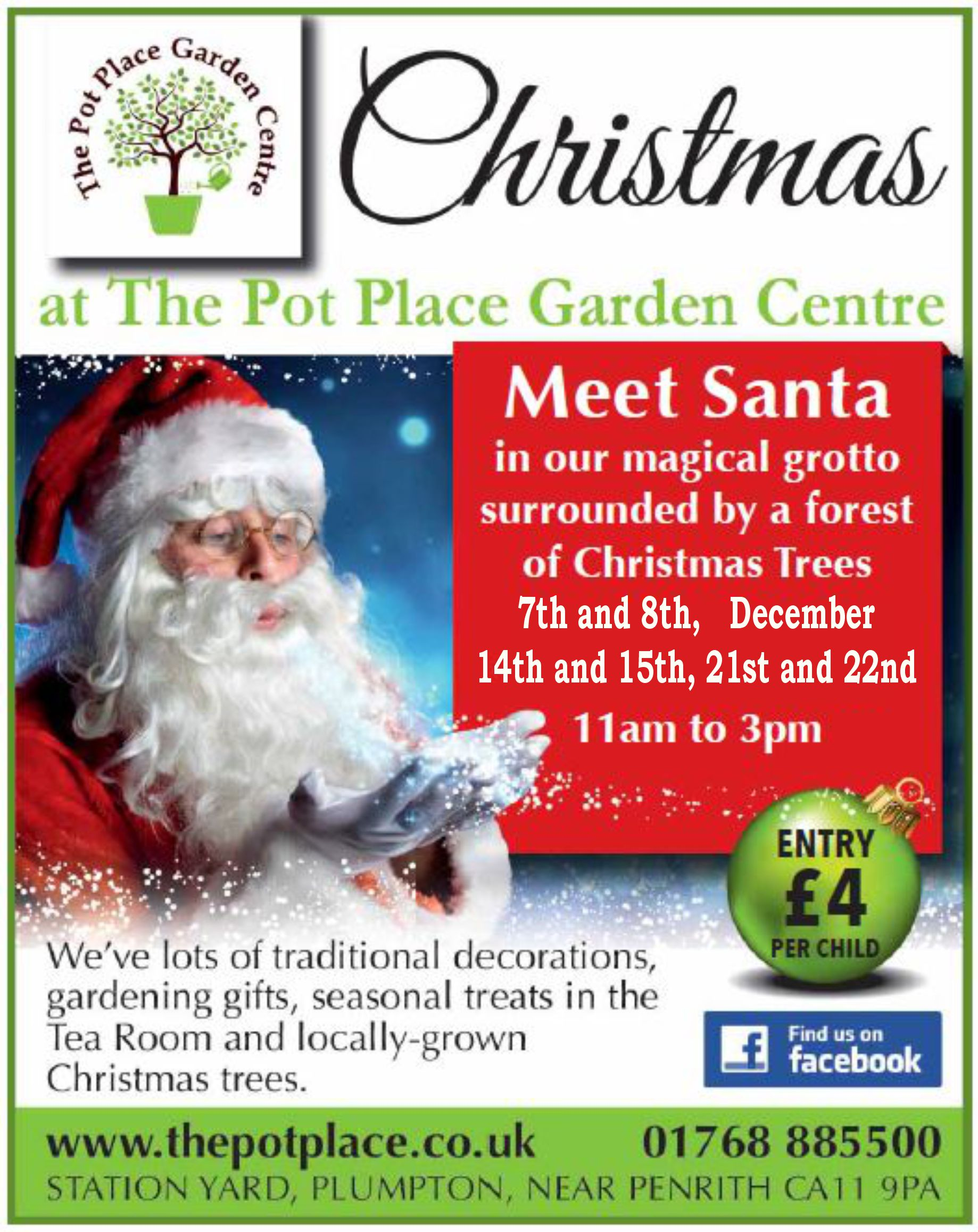 Christmas at The Pot Place