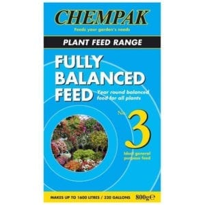 Chempak Fully Balanced Feed No 3