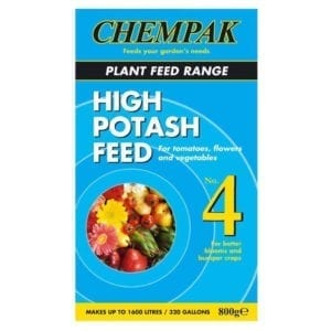 Chempak High Potash Feed No 4