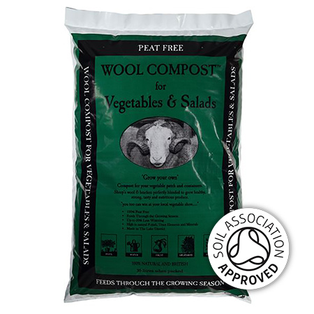 Dalefoot Vegetable and Salad Compost