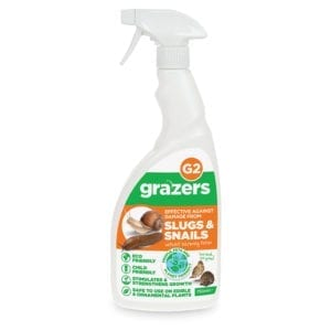 Grazers snails and slug repellent spray