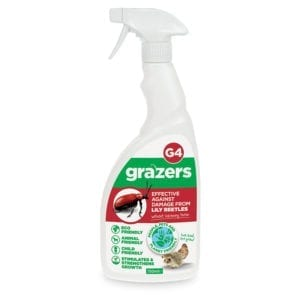 Grazers G4 LILY BEETLE REPELLANT