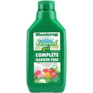 Maxicrop Extract of Seaweed Plus Complete Garden Feed