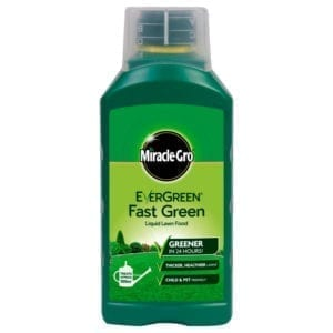 Miracle-Gro EverGreen Fast Green Liquid Lawn Food