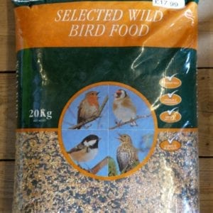 Selected Wild Bird Food
