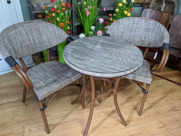 Two Seater Bistro Set