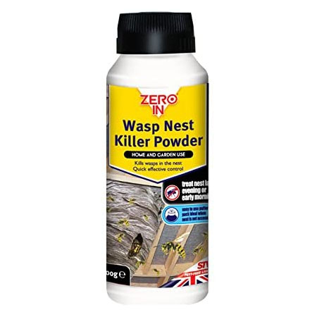 Zero In Wasp Nest Killer Powder