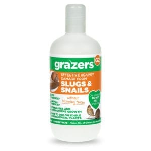 Grazers G2 Slug and Snail deterrent