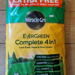 Miracle gro complete lawn care
