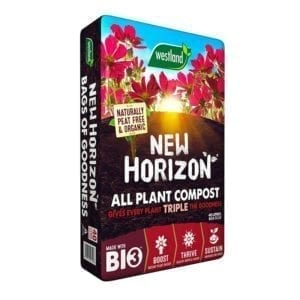 New Horizon Peat Free All Plant Compost