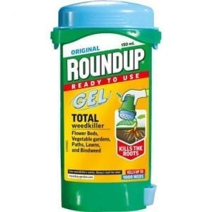 Roundup Total Weedkiller Gel