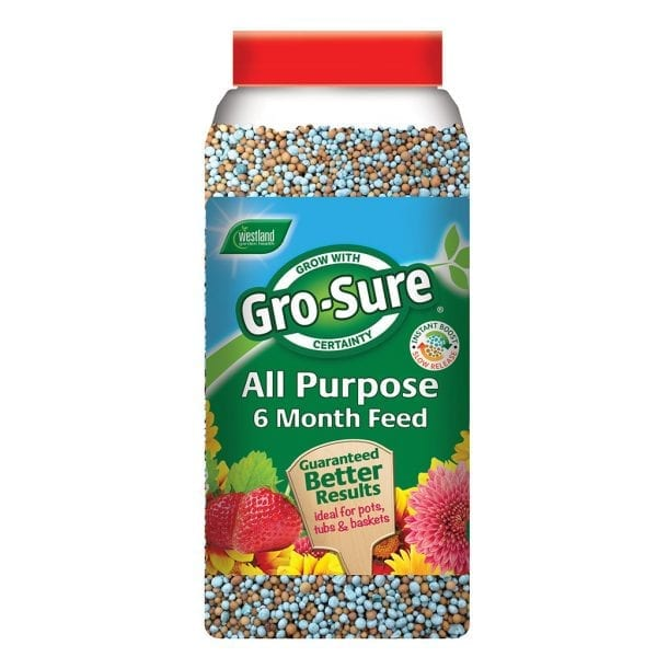 gro sure all purpose 6 month feed
