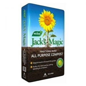 Jacks Magic Compost 50 litre