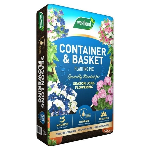 container basket compost